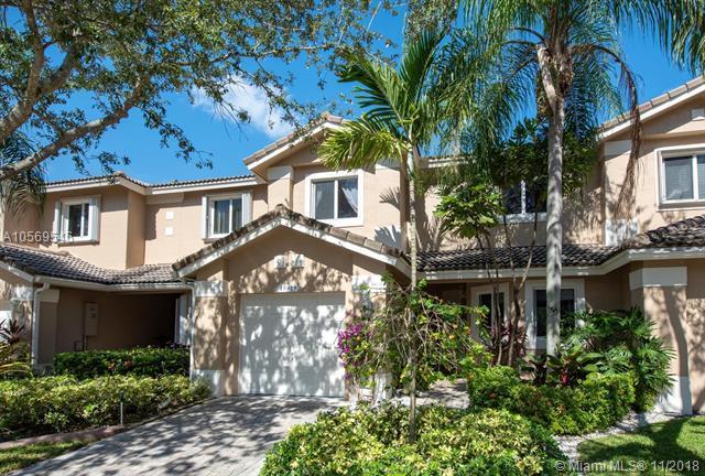 15829 SW 12th St #0, Pembroke Pines, FL 33027 (MLS #A10569546) :: Prestige Realty Group