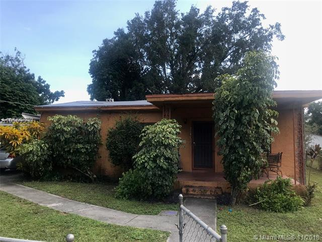 2246 NW 100th St, Miami, FL 33147 (MLS #A10569593) :: Prestige Realty Group