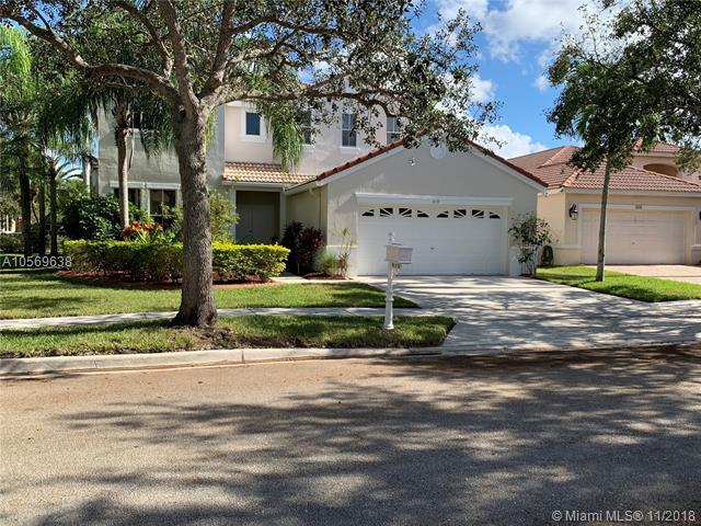 619 Cascade Falls Dr, Weston, FL 33327 (MLS #A10569638) :: The Chenore Real Estate Group