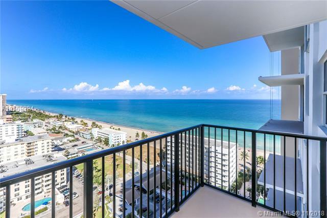 2101 S Ocean Dr #2105, Hollywood, FL 33019 (MLS #A10569924) :: Prestige Realty Group