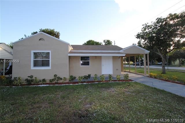 844 High St, West Palm Beach, FL 33405 (MLS #A10569959) :: Green Realty Properties