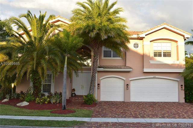 4105 SW 179 Way, Miramar, FL 33029 (MLS #A10569985) :: The Riley Smith Group