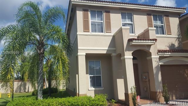 166 Riverwalk Cir #166, Sunrise, FL 33326 (MLS #A10569989) :: Green Realty Properties