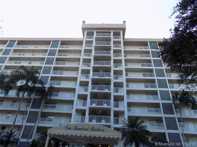 3520 Oaks Way #705, Pompano Beach, FL 33069 (MLS #A10570043) :: Prestige Realty Group