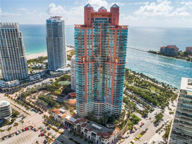 300 S Pointe Dr #805, Miami Beach, FL 33139 (MLS #A10570079) :: The Adrian Foley Group
