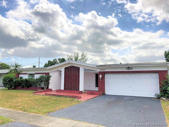 7130 NW 20th Ct, Sunrise, FL 33313 (MLS #A10570189) :: The Riley Smith Group