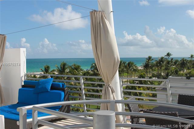 1437 Collins Ave Ph07, Miami Beach, FL 33139 (MLS #A10570274) :: The Riley Smith Group