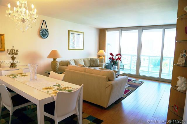 100 Bayview Dr #630, Sunny Isles Beach, FL 33160 (MLS #A10570294) :: Green Realty Properties