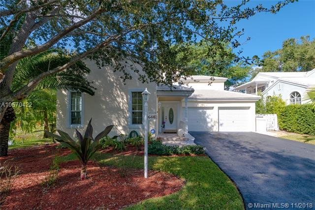 6481 Sunset Dr, South Miami, FL 33143 (MLS #A10570422) :: The Adrian Foley Group