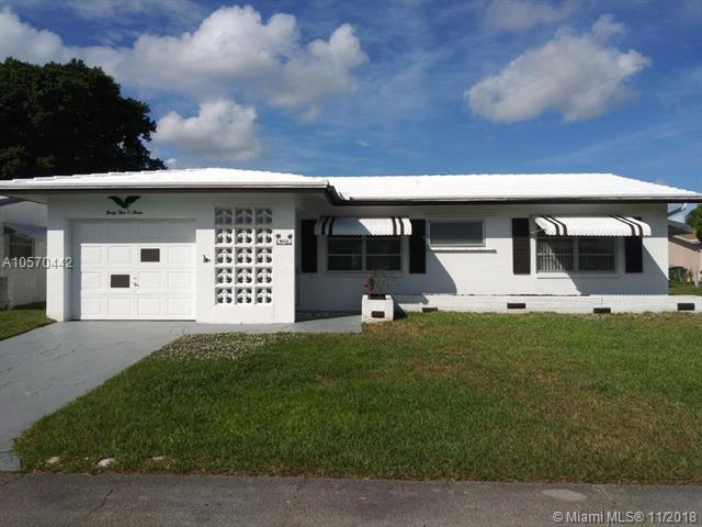 4503 NW 47th St, Tamarac, FL 33319 (MLS #A10570442) :: Prestige Realty Group