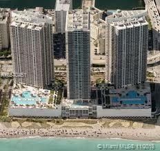 1830 S Ocean Dr #1407, Hallandale, FL 33009 (MLS #A10570451) :: Prestige Realty Group