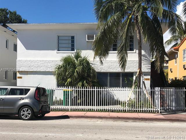 8132 Harding Ave #3, Miami Beach, FL 33141 (MLS #A10570474) :: Prestige Realty Group