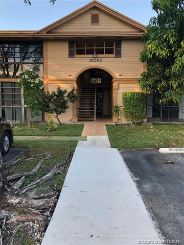 19085 NW 62nd Ave #104, Hialeah, FL 33015 (MLS #A10570549) :: The Teri Arbogast Team at Keller Williams Partners SW