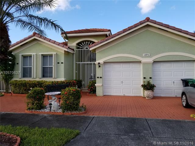 12951 NW 8th St, Miami, FL 33182 (MLS #A10570637) :: Prestige Realty Group
