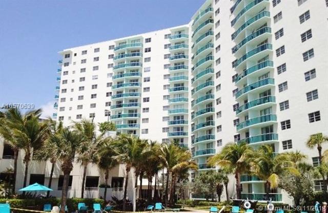 3901 S Ocean Dr 14Y, Hollywood, FL 33019 (MLS #A10570639) :: Prestige Realty Group