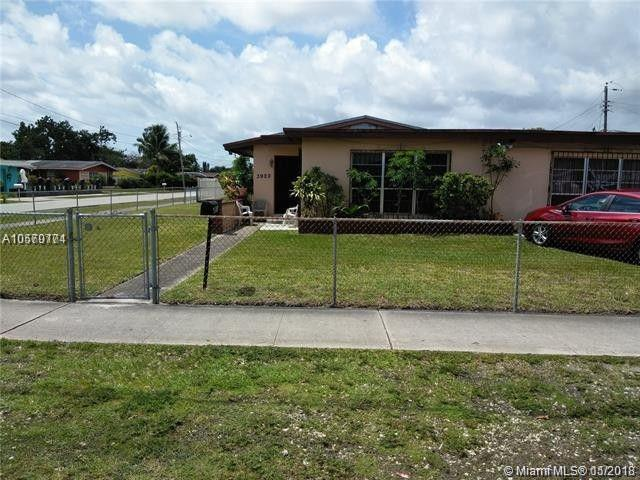 3920 NW 191st St, Miami Gardens, FL 33055 (MLS #A10570774) :: The Teri Arbogast Team at Keller Williams Partners SW