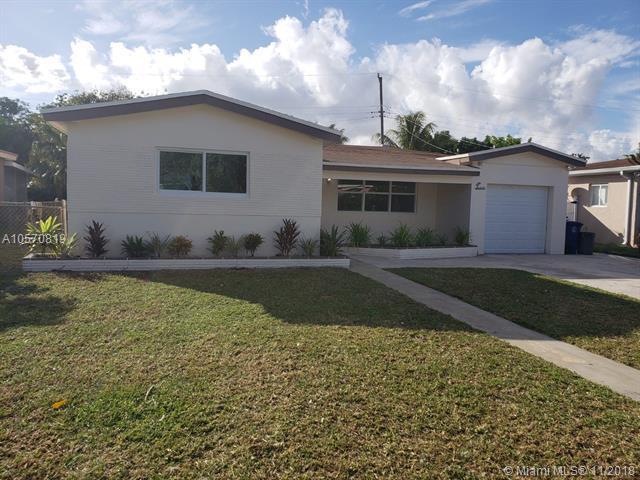 2606 Flamingo Dr, Miramar, FL 33023 (MLS #A10570819) :: Green Realty Properties