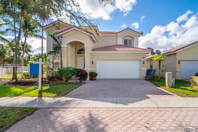 12736 SW 22nd St, Miramar, FL 33027 (MLS #A10570908) :: Green Realty Properties