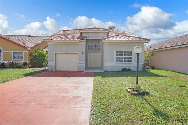 5542 NW 190th Ln, Miami Gardens, FL 33055 (MLS #A10570972) :: The Teri Arbogast Team at Keller Williams Partners SW