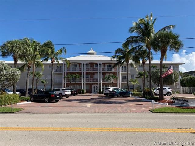 1199 Hillsboro Mile #319, Hillsboro Beach, FL 33062 (MLS #A10571163) :: Green Realty Properties