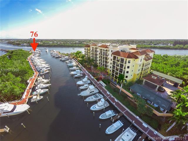 348 S Us Highway 1, Slip 76, Jupiter, FL 33477 (MLS #A10571308) :: Miami Villa Team