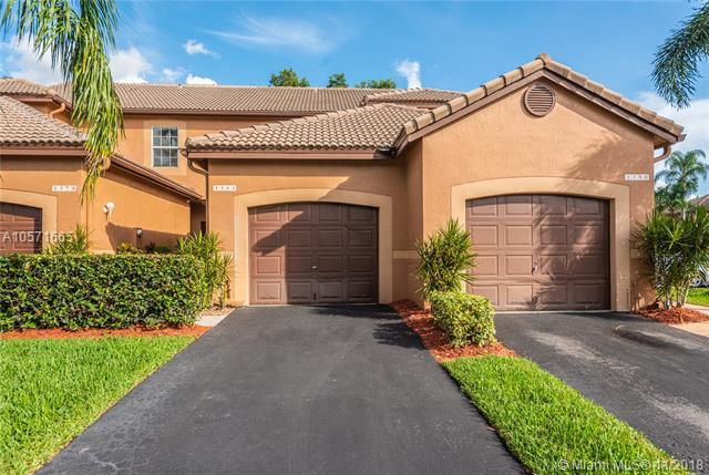 1364 Barcelona Way 3-25, Weston, FL 33327 (MLS #A10571665) :: The Chenore Real Estate Group