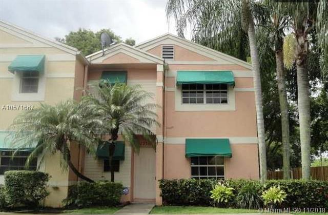 12388 SW 52nd Pl #12388, Cooper City, FL 33330 (MLS #A10571667) :: The Chenore Real Estate Group