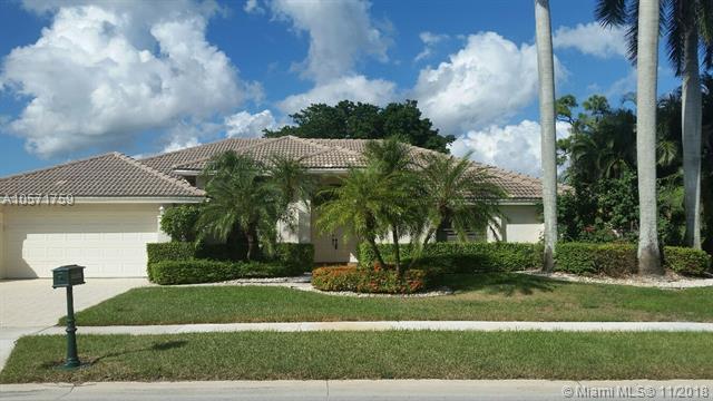 10151 Boca Woods Ln, Boca Raton, FL 33428 (MLS #A10571759) :: Prestige Realty Group