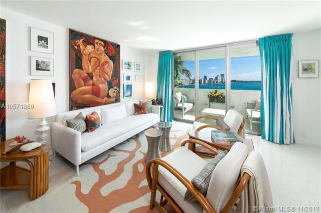 5 Island Ave 12E, Miami Beach, FL 33139 (MLS #A10571860) :: Miami Lifestyle