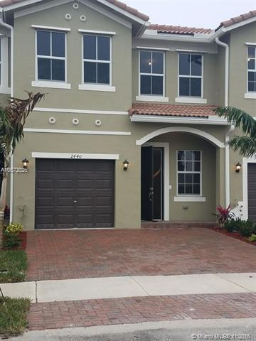 2440 SE 14th Ct, Homestead, FL 33035 (MLS #A10572026) :: The Riley Smith Group