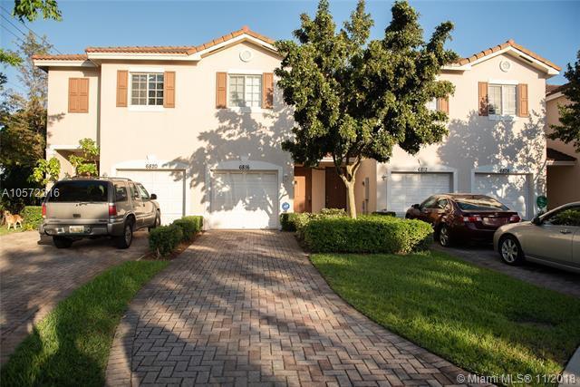 6816 Cypress Walk Ter #6816, Tamarac, FL 33321 (MLS #A10572216) :: Miami Villa Team