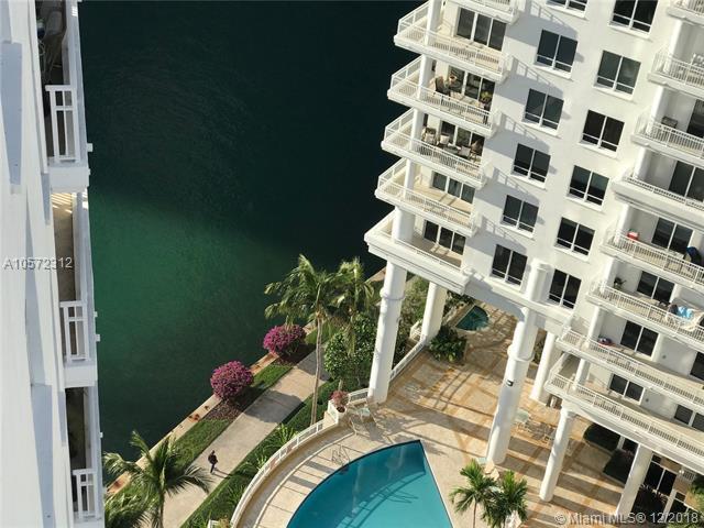701 Brickell Key Blvd #1905, Miami, FL 33131 (MLS #A10572312) :: Green Realty Properties