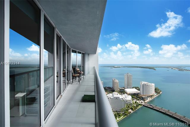 495 Brickell Ave #5005, Miami, FL 33131 (MLS #A10572314) :: Prestige Realty Group