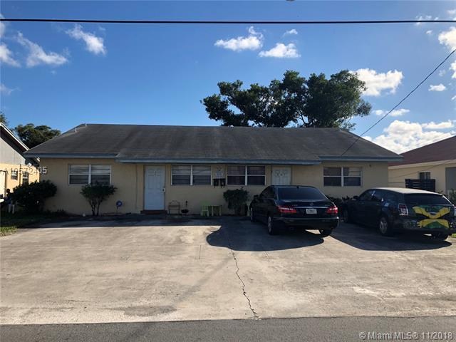 401 NW 2nd St 1-4, Hallandale, FL 33009 (MLS #A10572405) :: The Riley Smith Group