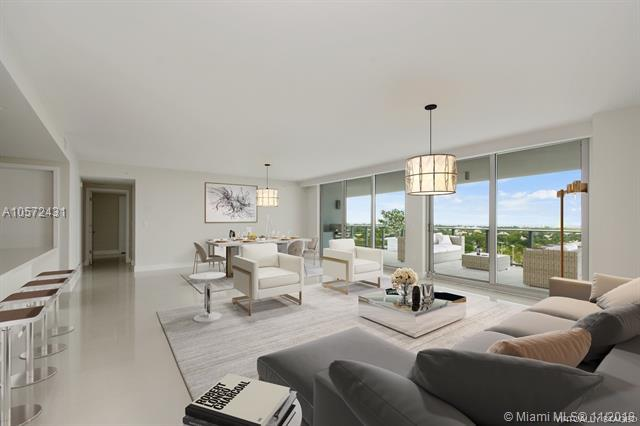 1180 N Federal Highway #1108, Fort Lauderdale, FL 33304 (MLS #A10572431) :: The Riley Smith Group