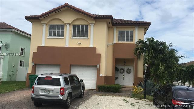 15465 SW 19th Way, Miami, FL 33185 (MLS #A10572440) :: The Teri Arbogast Team at Keller Williams Partners SW