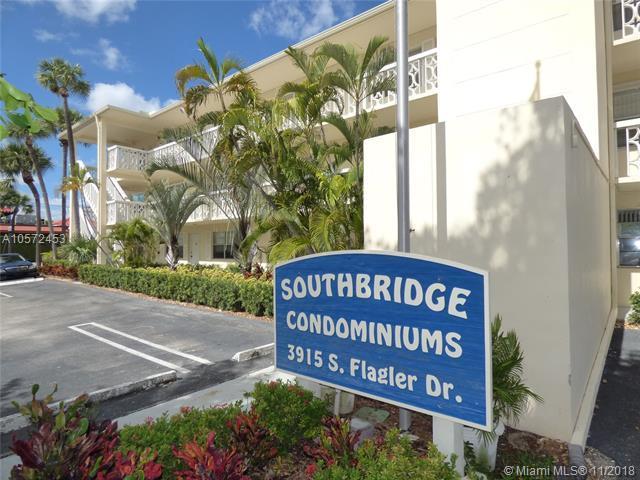 3915 S Flagler Dr #315, West Palm Beach, FL 33405 (MLS #A10572453) :: Miami Villa Team