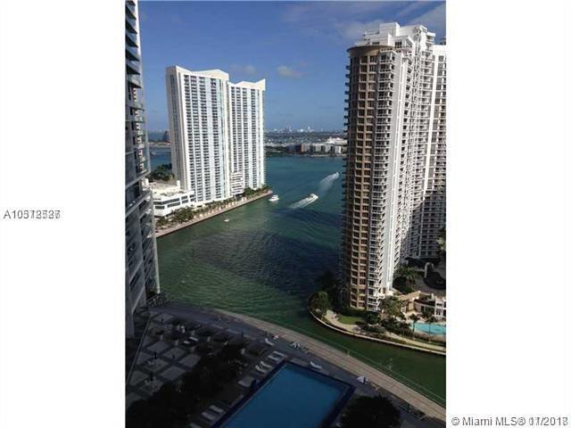 495 Brickell Ave #2608, Miami, FL 33131 (MLS #A10572527) :: The Adrian Foley Group