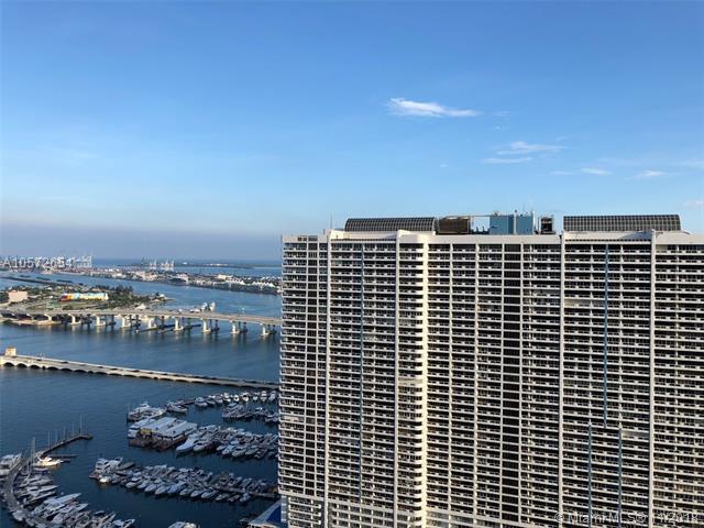 448 NE 18 #3412, Miami, FL 33132 (MLS #A10572654) :: The Adrian Foley Group