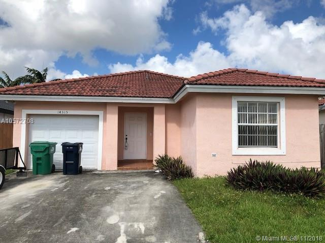 14315 SW 177th Ter, Miami, FL 33177 (MLS #A10572708) :: The Riley Smith Group