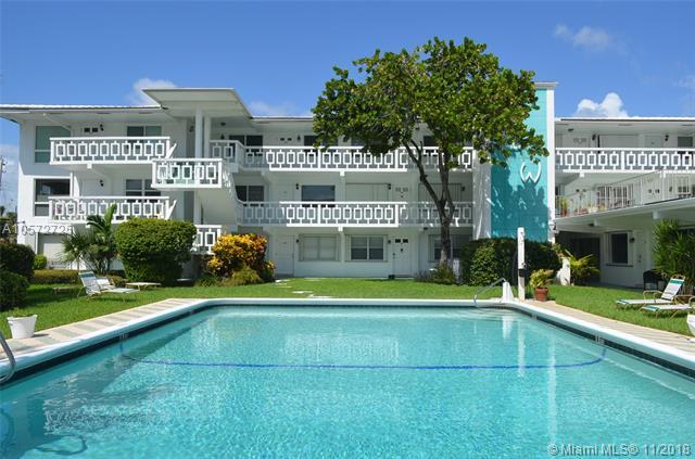 1751 S Ocean Blvd 107W, Lauderdale By The Sea, FL 33062 (MLS #A10572725) :: Green Realty Properties