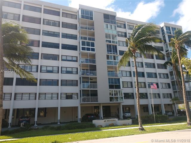 550 NE Ocean Dr 2F, Key Biscayne, FL 33149 (MLS #A10572726) :: The Adrian Foley Group