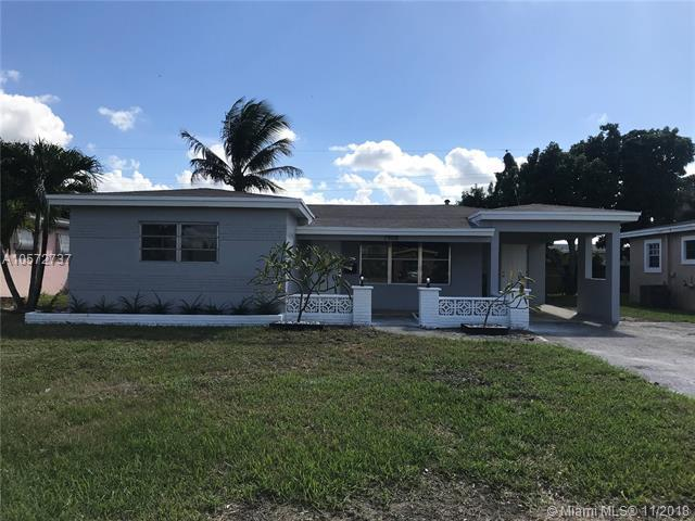 7908 Kismet St, Miramar, FL 33023 (MLS #A10572737) :: The Riley Smith Group