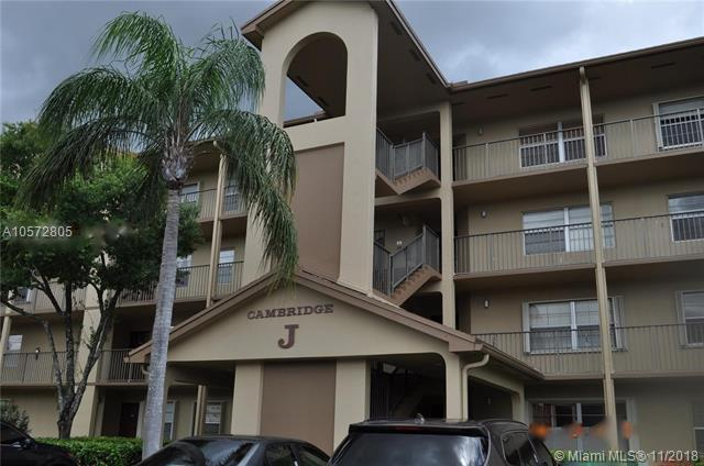 12701 SW 14th St 312J, Pembroke Pines, FL 33027 (MLS #A10572805) :: The Teri Arbogast Team at Keller Williams Partners SW