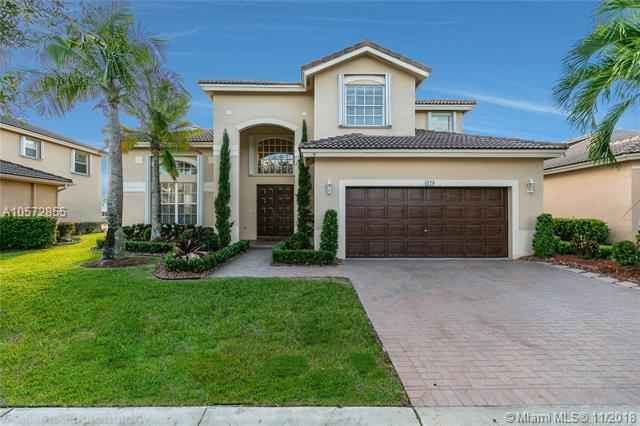 4129 Amber Way, Weston, FL 33331 (MLS #A10572855) :: Green Realty Properties