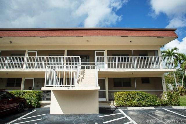5377 SW 40th Ave #201, Dania Beach, FL 33314 (MLS #A10572863) :: The Riley Smith Group