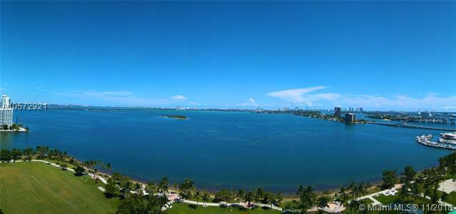 1800 N Bayshore Dr #2003, Miami, FL 33132 (MLS #A10572921) :: Green Realty Properties