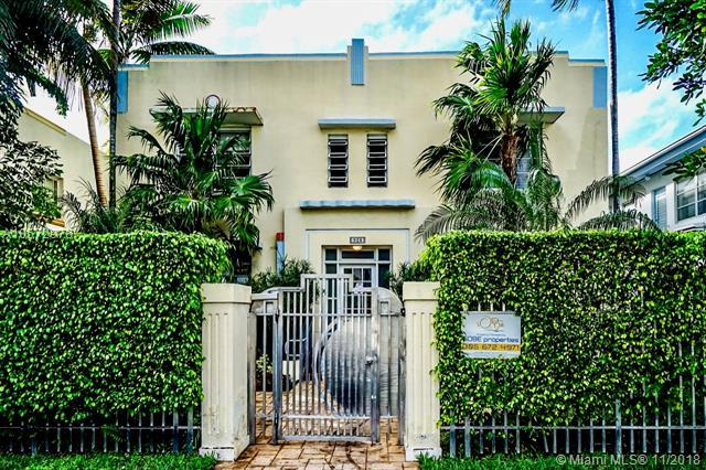 928 Euclid Ave #1, Miami Beach, FL 33139 (MLS #A10572978) :: Green Realty Properties