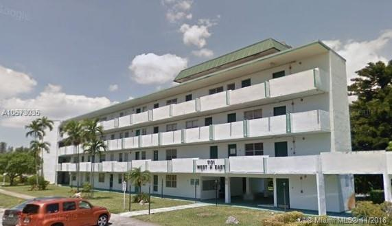 1101 NE 191st St H313, Miami, FL 33179 (MLS #A10573035) :: Green Realty Properties