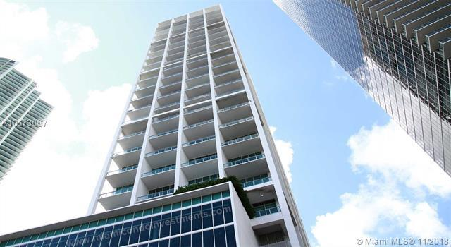 1040 Biscayne Blvd #2008, Miami, FL 33132 (MLS #A10573067) :: The Adrian Foley Group